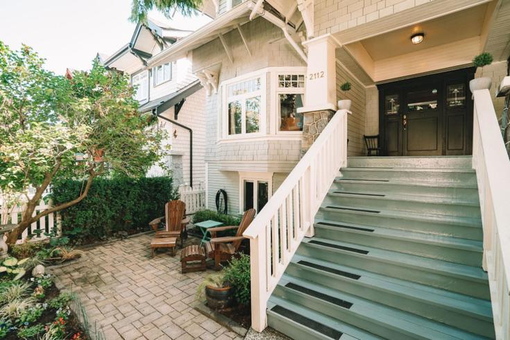 2112 MAPLE STREET - Kitsilano House/Single Family for sale, 5 Bedrooms (R2614885)