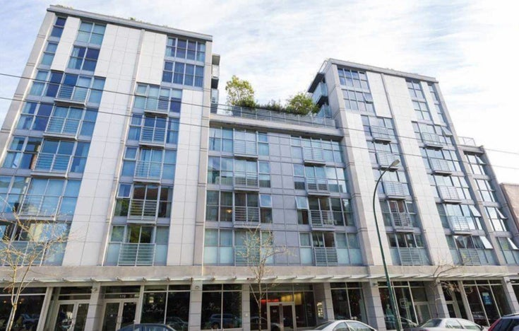 810 168 POWELL STREET - Downtown VE Apartment/Condo for sale, 2 Bedrooms (R2568560)