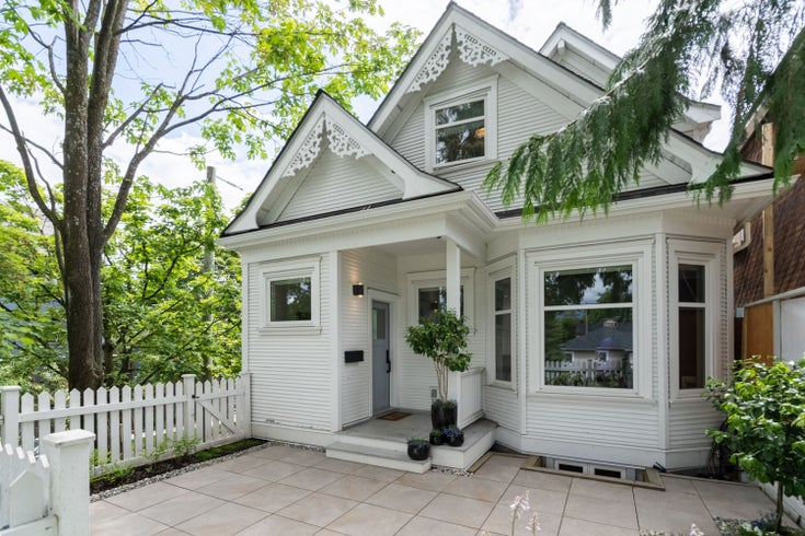 676 UNION STREET - Strathcona House/Single Family for sale, 4 Bedrooms (R2475160)