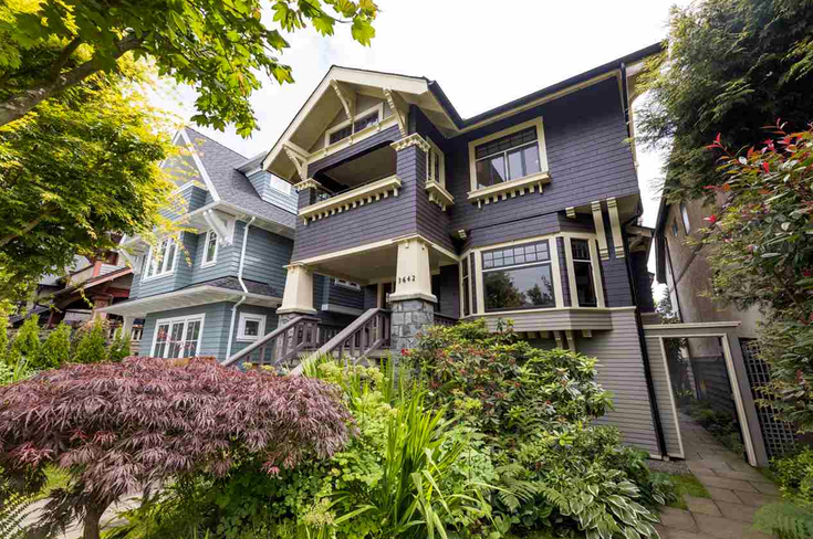 3642 West 2nd Avenue - Kitsilano House/Single Family for sale, 5 Bedrooms (R2469738)