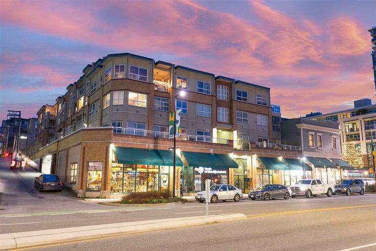 101 108 W ESPLANADE AVENUE - Lower Lonsdale Apartment/Condo for sale, 2 Bedrooms (R2547387)