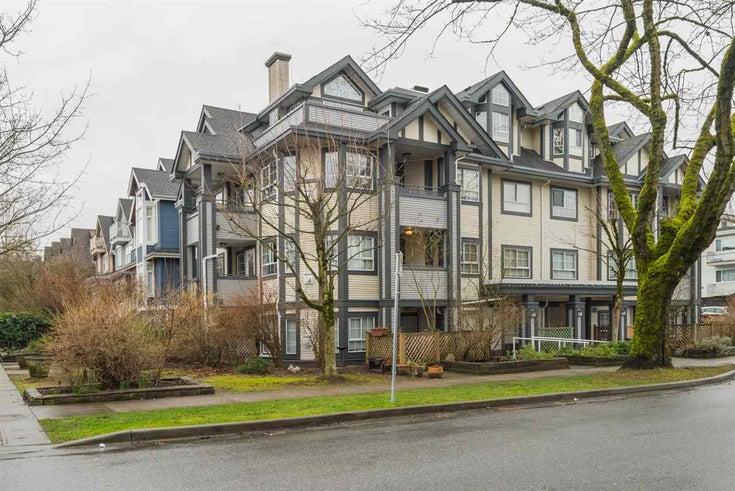 202 1520 COTTON DRIVE - Grandview Woodland Apartment/Condo for sale, 1 Bedroom (R2237887)