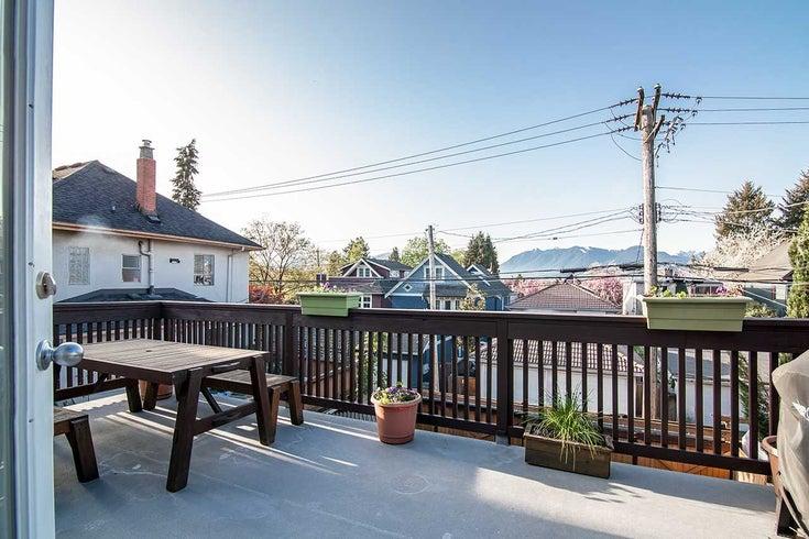 1015 E 11TH AVENUE - Mount Pleasant VE 1/2 Duplex for sale, 3 Bedrooms (R2262921)