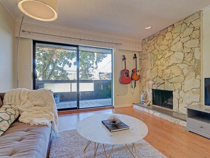 206 1827 W 3RD AVENUE - Kitsilano Apartment/Condo for sale, 2 Bedrooms (R2289735)