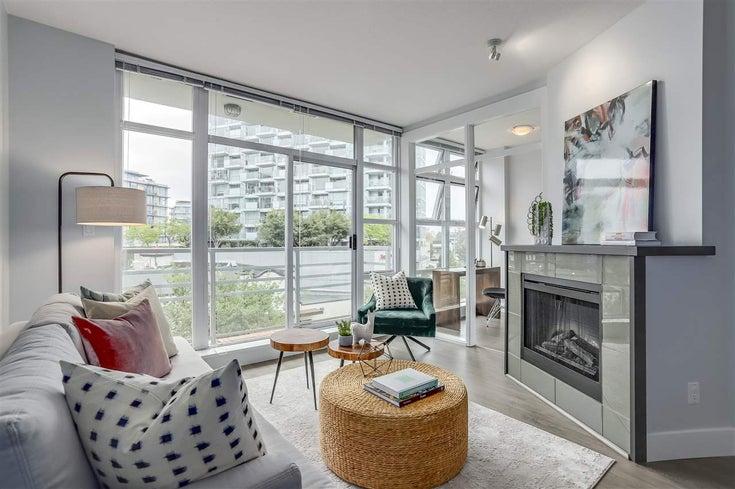 411 298 E 11TH AVENUE - Mount Pleasant VE Apartment/Condo for sale, 1 Bedroom (R2302593)