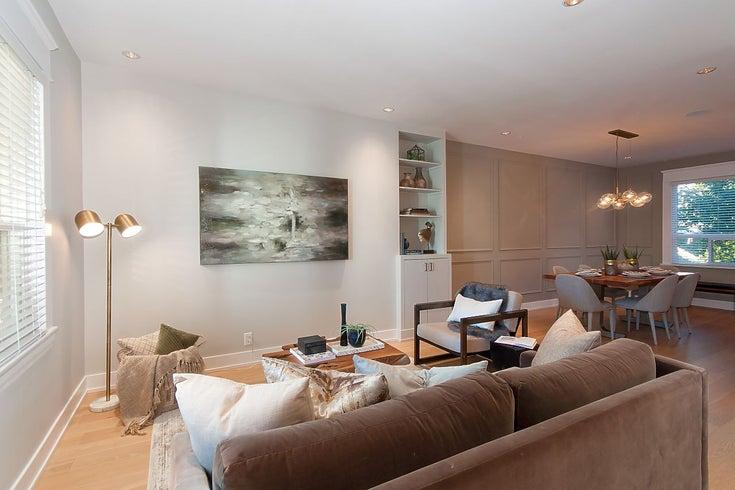1157 E 13TH AVENUE - Mount Pleasant VE House/Single Family for sale, 4 Bedrooms (R2313224)