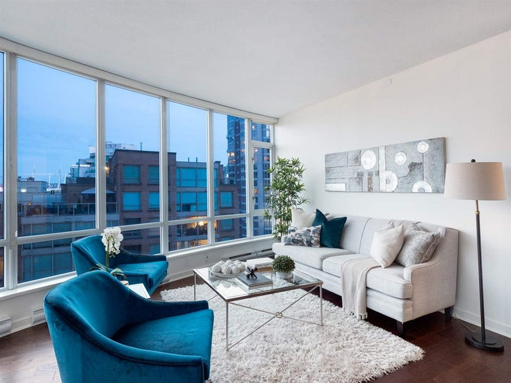 1603 833 HOMER STREET - Downtown VW Apartment/Condo for sale, 2 Bedrooms (R2361304)