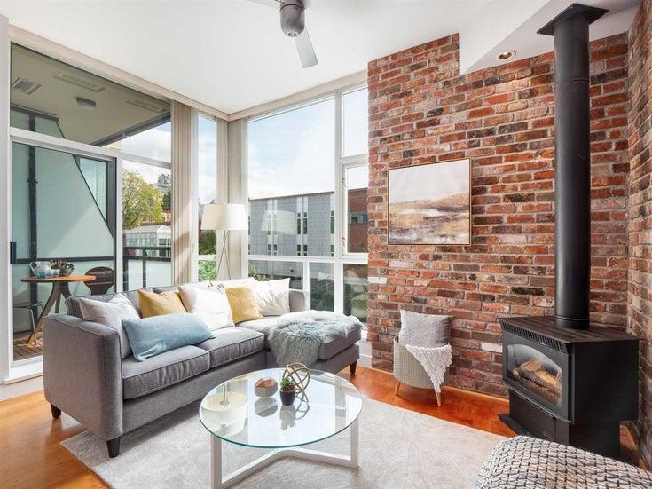 305 2515 ONTARIO STREET - Mount Pleasant VW Apartment/Condo for sale, 1 Bedroom (R2363956)