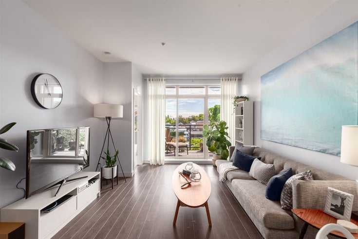 312 707 E 20TH AVENUE - Fraser VE Apartment/Condo for sale, 2 Bedrooms (R2379402)