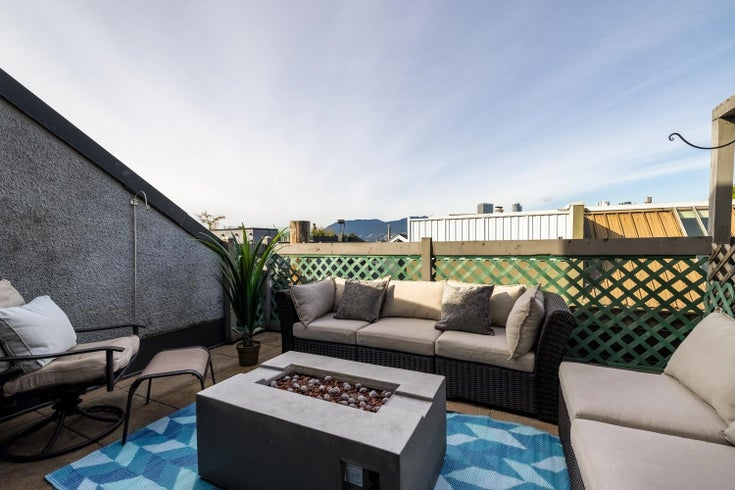 1149 W 8TH AVENUE - Fairview VW Townhouse for sale, 2 Bedrooms (R2619383)