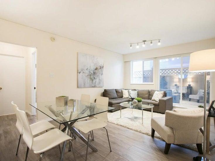 102 1540 E 4TH AVENUE - Grandview Woodland Apartment/Condo for sale, 2 Bedrooms (R2196818)