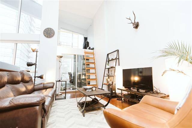 319 933 SEYMOUR STREET - Downtown VW LOFTS for sale, 1 Bedroom (r2233013)