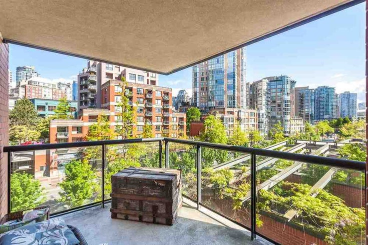 5E 199 DRAKE STREET - Yaletown Apartment/Condo for sale, 2 Bedrooms (R2064442)