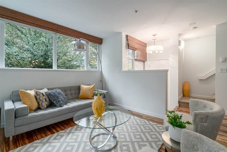 380 11TH AVENUE  - Mount Pleasant VE Townhouse for sale, 2 Bedrooms (R2117544)