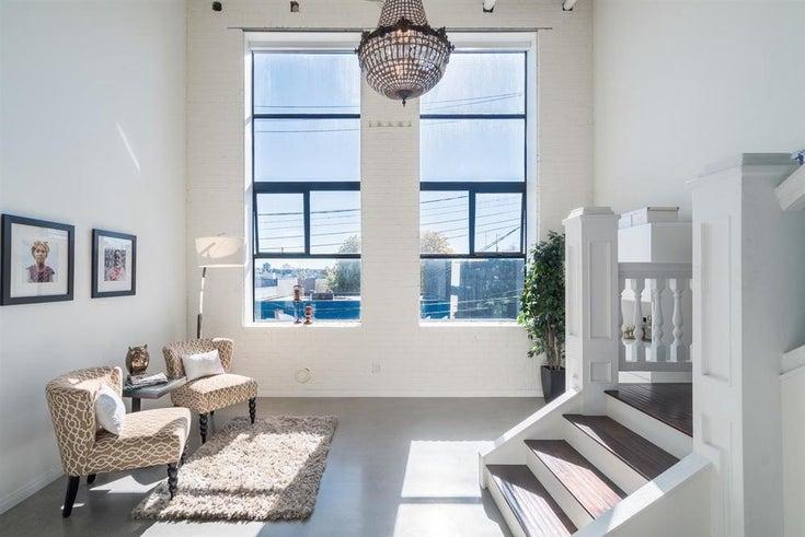 213 1220 PENDER STREET - Mount Pleasant VE Apartment/Condo for sale, 2 Bedrooms (R2116042)