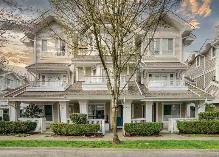 62 22000 SHARPE AVENUE - Hamilton RI Townhouse for sale, 2 Bedrooms (R2560074)
