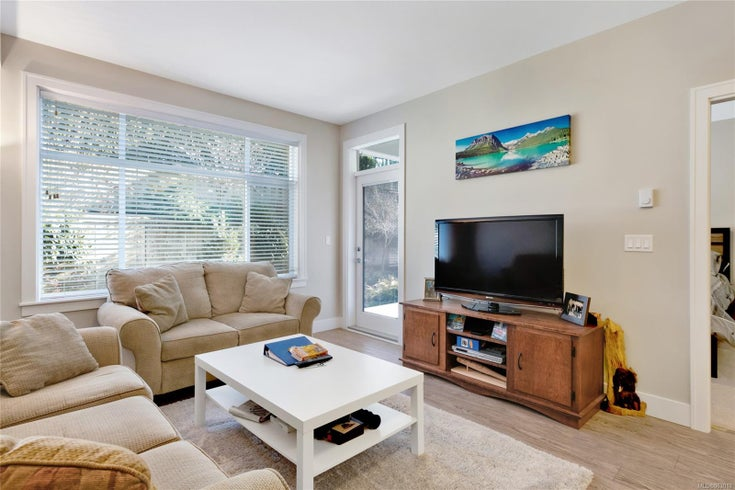 113 4960 Songbird Pl - Na Uplands Condo Apartment for sale, 1 Bedroom (863018)