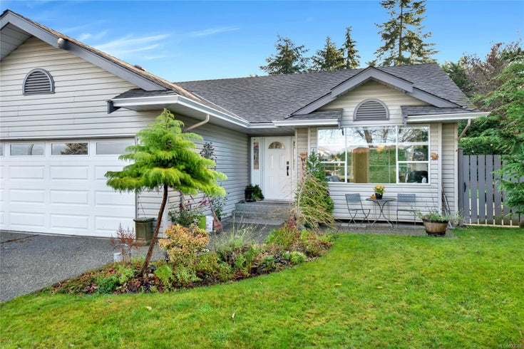 5844 Cutter Pl - Na North Nanaimo Single Family Detached for sale, 2 Bedrooms (871042)