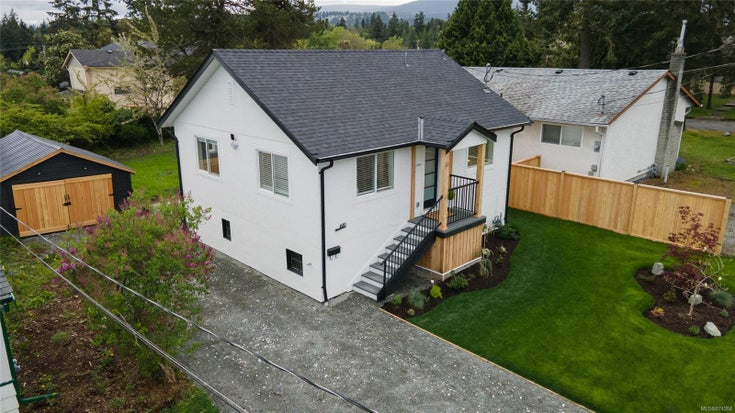 681 Eberts St - Na Central Nanaimo Single Family Detached for sale, 2 Bedrooms (874284)