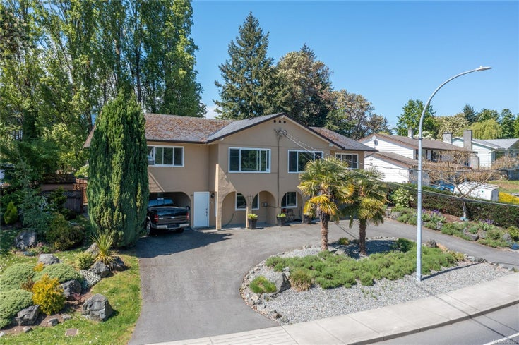 1321 Boundary Cres - Na Central Nanaimo Full Duplex for sale, 8 Bedrooms (876195)