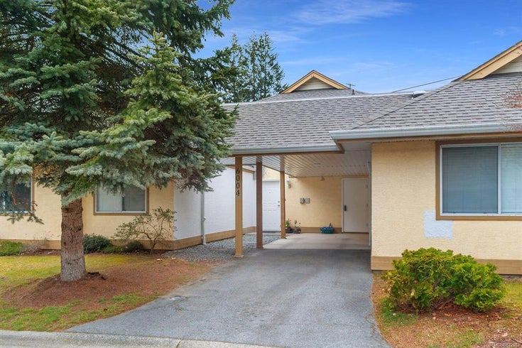 6004 Jakes Pl, Nanaimo, BC - Na Pleasant Valley Row/Townhouse for sale, 2 Bedrooms (872083)