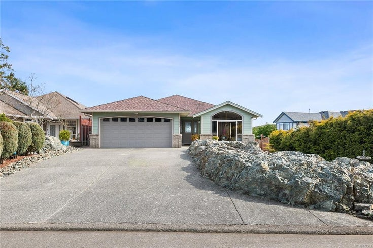 3310 Wavecrest Dr, Nanaimo - Na Hammond Bay Single Family Detached for sale, 3 Bedrooms (871531)