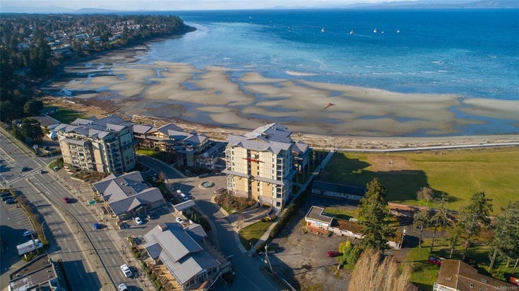 608 - 194 Beachside Dr - PQ Parksville Condo Apartment for sale, 2 Bedrooms (861189)