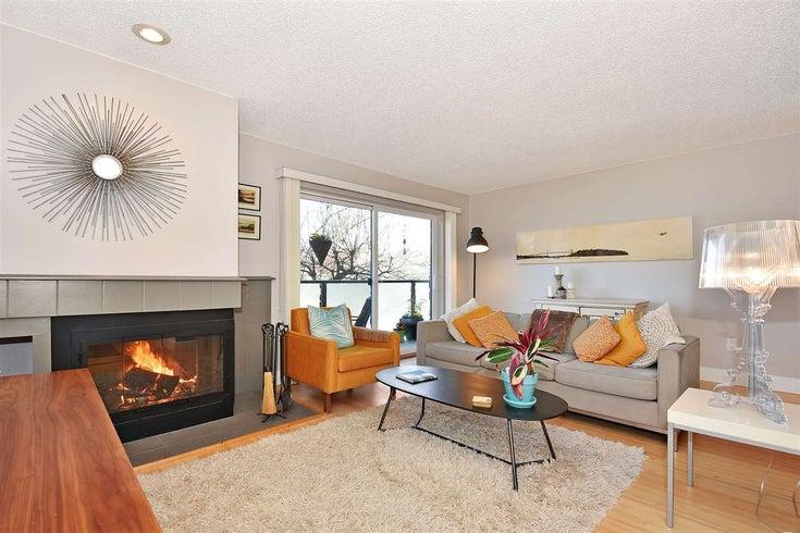 203 550 E 7TH AVENUE - Mount Pleasant VE Apartment/Condo for sale, 2 Bedrooms (R2345044)