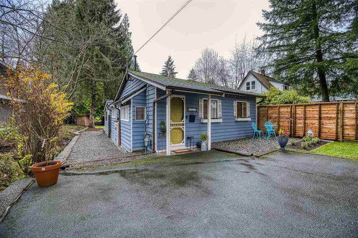 1517 DRAYCOTT ROAD - Lynn Valley House/Single Family for sale, 2 Bedrooms (R2522424)