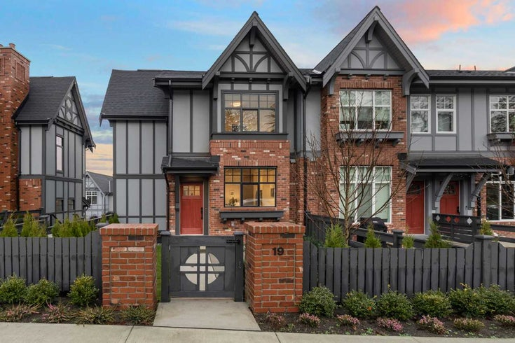 19 3552 VICTORIA DRIVE - Burke Mountain Townhouse for sale, 4 Bedrooms (R2523498)