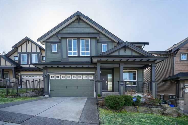 1507 SHORE VIEW PLACE - Burke Mountain House/Single Family for sale, 6 Bedrooms (R2542292)
