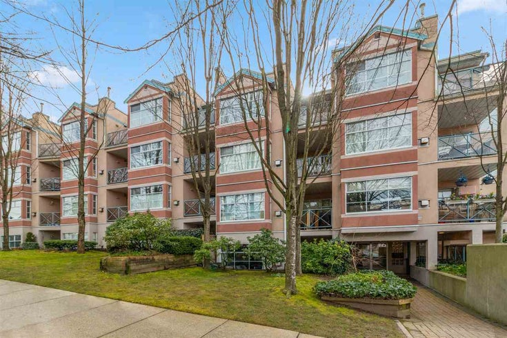 302 2388 TRIUMPH STREET - Hastings Apartment/Condo for sale, 2 Bedrooms (R2548803)