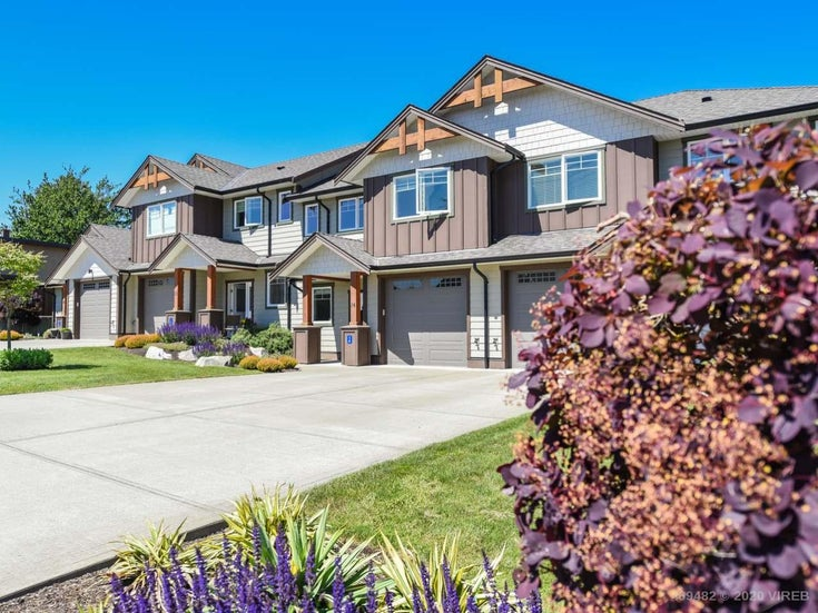 14-2030 Wallace Avenue, Comox, BC - Town Of Comox Townhouse for sale, 3 Bedrooms (469482)