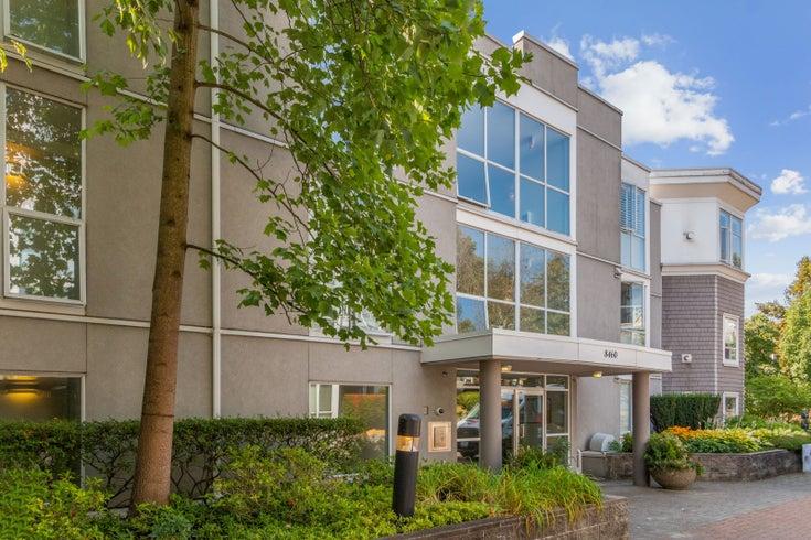 211 8460 JELLICOE STREET - South Marine Apartment/Condo for sale, 1 Bedroom (R2608115)