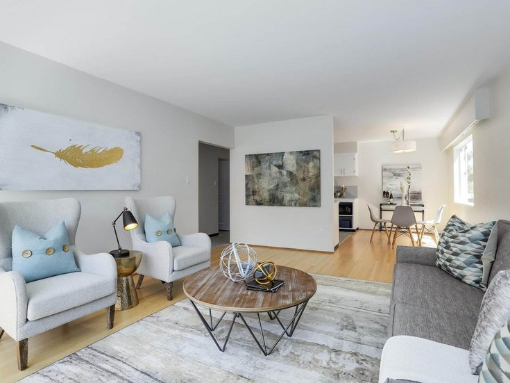101 3731 W 6TH AVENUE - Point Grey Apartment/Condo for sale, 1 Bedroom (R2324838)