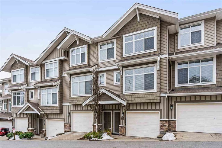 63 11282 COTTONWOOD DRIVE - Cottonwood MR Townhouse for sale, 3 Bedrooms (R2341677)