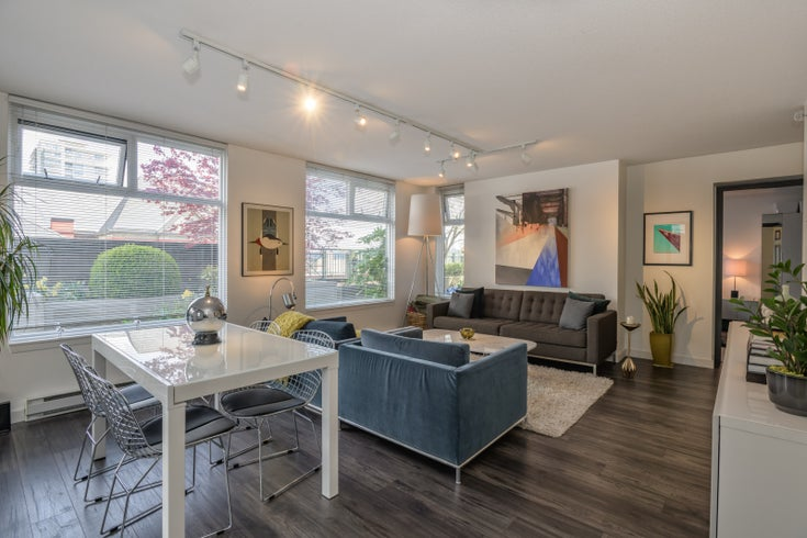 204 720 CARNARVON STREET - Downtown NW Apartment/Condo for sale, 1 Bedroom (R2360025)