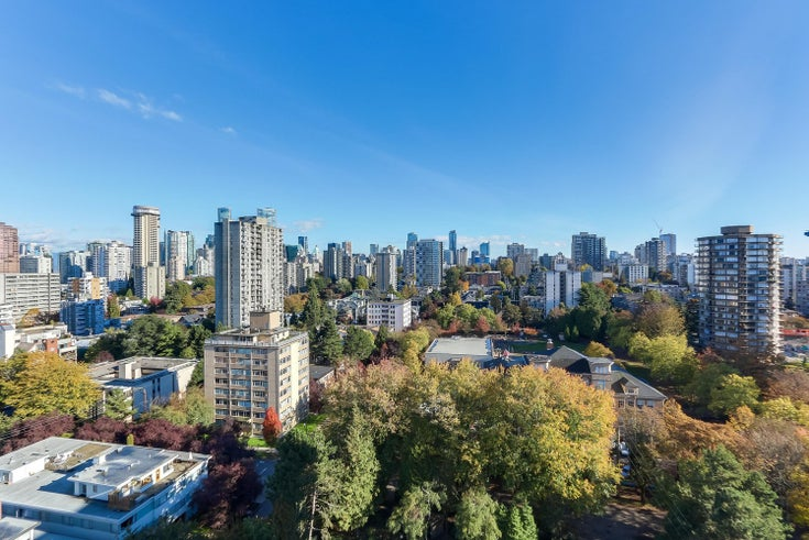 1906 1740 COMOX STREET - West End VW Apartment/Condo for sale, 2 Bedrooms (R2314603)