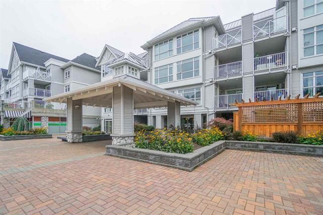 328 3122 ST JOHNS STREET - Port Moody Centre Apartment/Condo for sale, 1 Bedroom (R2421109)