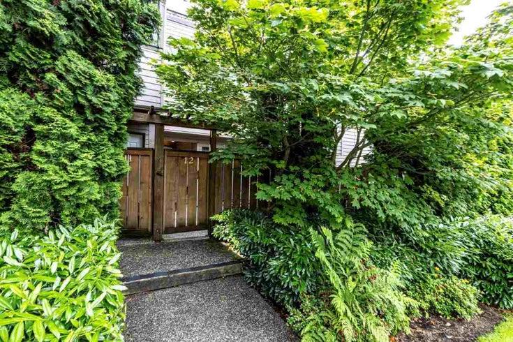12 1434 MAHON AVENUE - Central Lonsdale Townhouse for sale, 2 Bedrooms (R2403797)