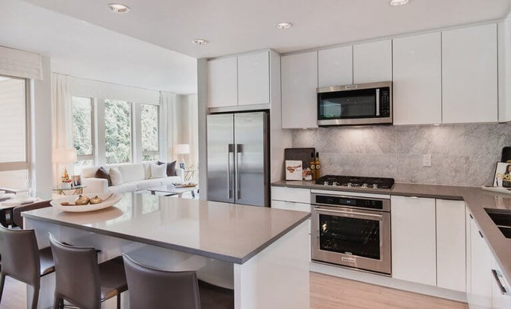 Taluswood - Lynn Valley | 2517 Mountain Hwy, North Vancouver, BC V7J 2N5, Canada - Lynn Valley Apartment/Condo for sale, 3 Bedrooms (PRESALE)