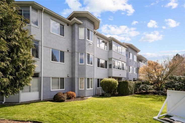204 3931 Shelbourne St - SE Mt Tolmie Condo Apartment for sale, 2 Bedrooms (871431)