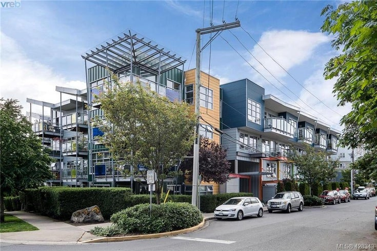 401 797 Tyee Rd - VW Victoria West Condo Apartment for sale, 2 Bedrooms (428343)