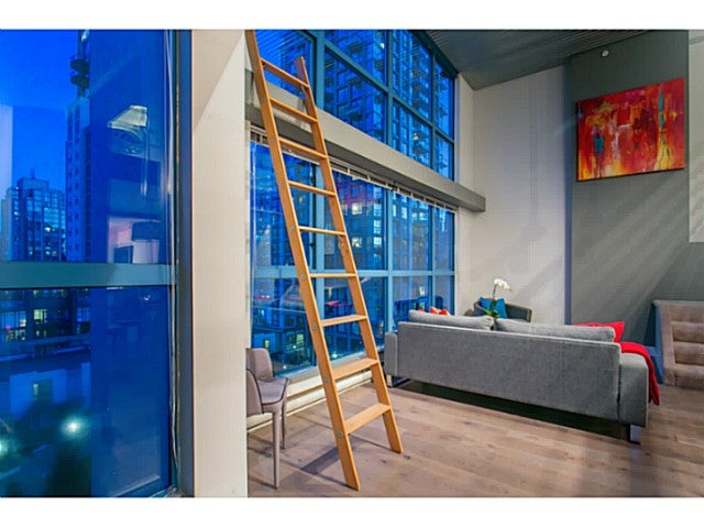 # 408 1238 SEYMOUR ST - Downtown VW Apartment/Condo for sale, 1 Bedroom (V1107321)
