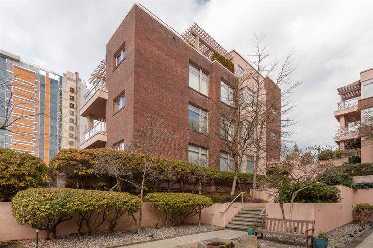 309 2271 BELLEVUE AVENUE - Dundarave Apartment/Condo for sale, 2 Bedrooms (R2349045)