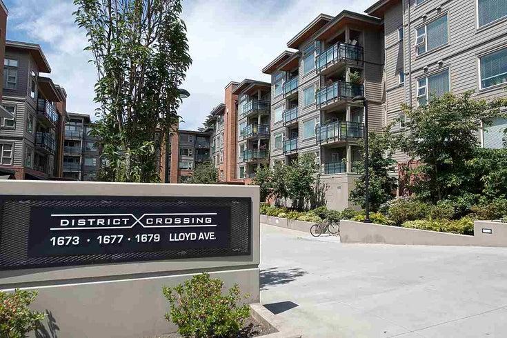 409 1677 LLOYD AVENUE - Pemberton NV Apartment/Condo for sale, 1 Bedroom (R2370879)
