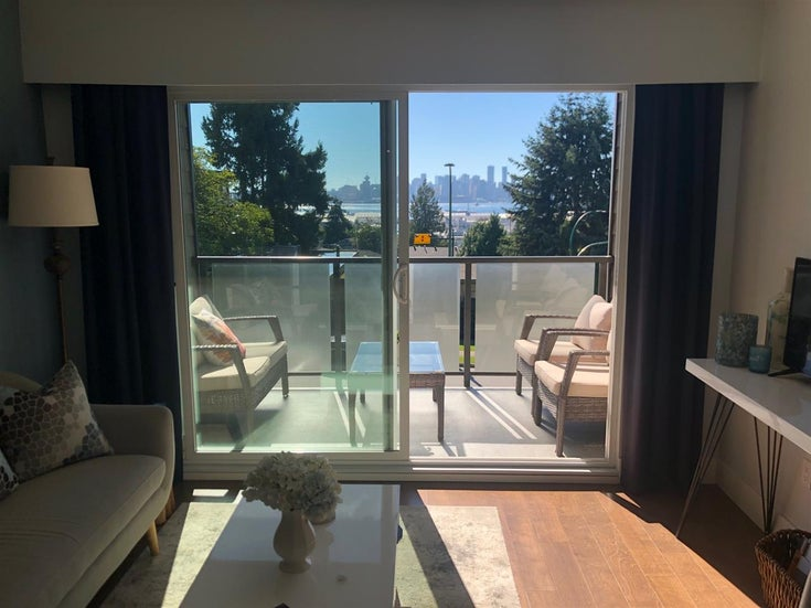 207 212 FORBES AVENUE - Lower Lonsdale Apartment/Condo for sale, 1 Bedroom (R2500134)