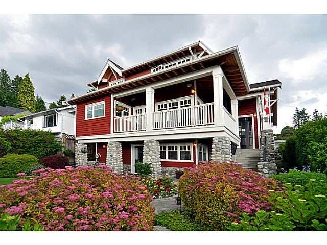 650-11th Street, West Vancouver - Sentinel Hill House/Single Family for sale, 4 Bedrooms