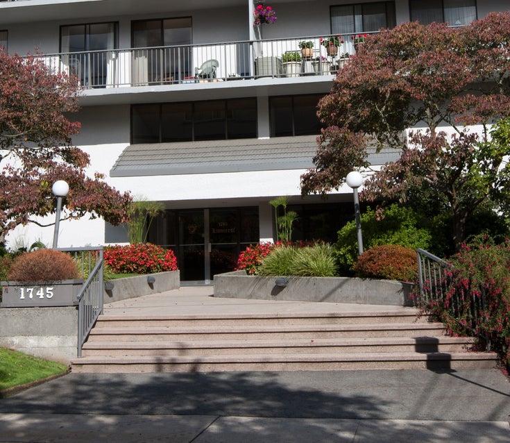 102 1745 ESQUIMALT AVENUE - Ambleside Apartment/Condo for sale, 1 Bedroom (R2115685)