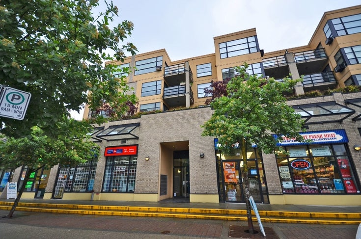 #303-124 W 3rd Street, North Vancouver - Lower Lonsdale Apartment/Condo for sale, 1 Bedroom
